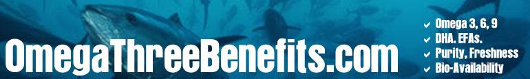 Omega Three Benefits