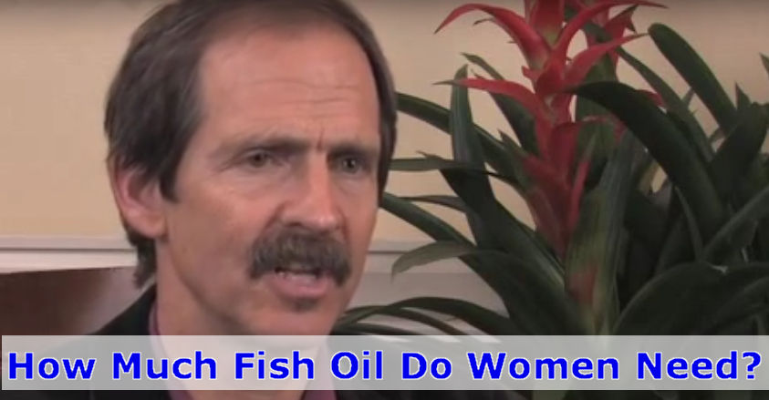 fish oil for women video